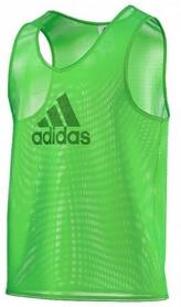Накидка (манишка) тренировочная Adidas TRG BIB 14 F82135 зеленая