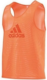 Накидка (манишка) тренировочная Adidas TRG BIB 14 F82133 оранжевая