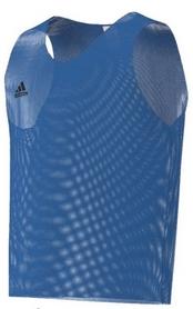 Накидка (манишка) тренировочная Adidas TRG BIB Promo 372895 синяя