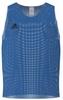 Накидка (манишка) тренировочная Adidas TRG BIB Promo 372895 синяя - фото 2