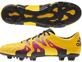 Бутсы футбольные Adidas X 15.1 FG/AG Leather S74616