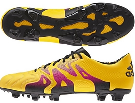 Фото 1 к товару Бутсы футбольные Adidas X 15.1 FG/AG Leather S74616