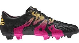 Фото 2 к товару Бутсы футбольные Adidas X 15.1 FG/AG Leather AQ5791