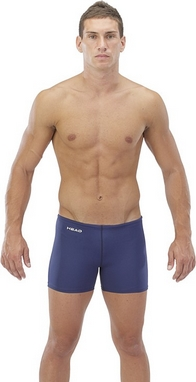 Плавки-шорты мужские Head Solid - Lycra 27 см синие