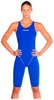 Купальник женский Head Racing Knee синий - фото 1