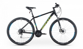 Фото 1 к товару Велосипед горный Spelli SX-5500 26