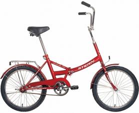 """Велосипед складной Stern Travel 20"""" 2016 красный"""