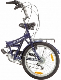 Фото 3 к товару Велосипед складной Stern Travel Multi 20