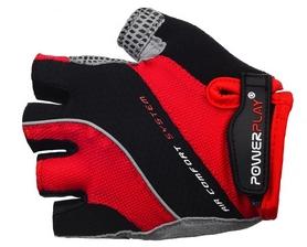 Перчатки велосипедные PowerPlay 5023 MEN red - L