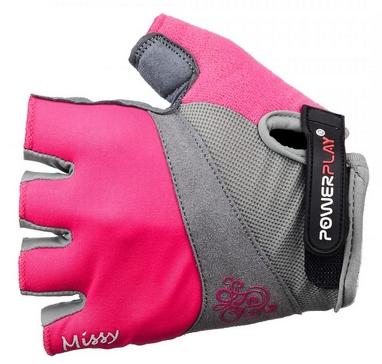Перчатки велосипедные PowerPlay 5277 женские