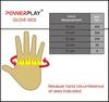 Перчатки велосипедные детские PowerPlay 5470 - фото 3