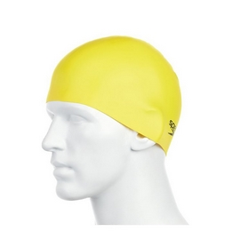 Шапочка для плавания Speedo  Silc Moud Cap Au Yellow
