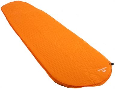 Коврик для отдыха надувающийся Outventure IE6521D2 180х50х0,8 см оранжевый