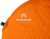 Коврик для отдыха надувающийся Outventure IE6521D2 180х50х0,8 см оранжевый - фото 2