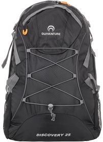 Рюкзак мультиспортивный Outventure Discovery 25L KE32199 черный