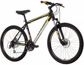 Фото 2 к товару Велосипед горный Stern Motion 2.0 2016 черно-желтый - 20