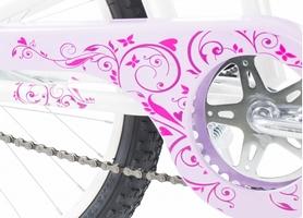 Фото 4 к товару Велосипед подростковый городской Stern Fantasy 2016 розовый - 20
