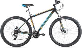 Фото 1 к товару Велосипед горный Avanti Galant 29ER 2016 черно-голубой матовый - 19