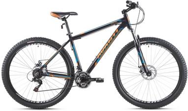 Велосипед горный Avanti Dakar-Alu 29ER 2016 оранжево-черный - 19