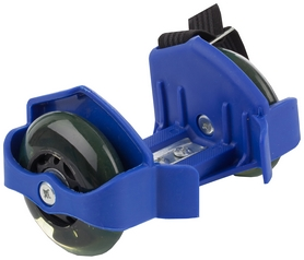 Ролики на пятку Reaction Shoes rollers RRSH-BL синие