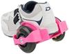 Ролики на пятку Reaction Shoes rollers RRSH-P розовые - фото 2