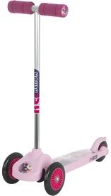 Фото 1 к товару Самокат трехколесный Reaction 3-wheels steel scooter 3W-BEG8V розовый/сиреневый