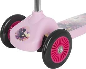 Фото 5 к товару Самокат трехколесный Reaction 3-wheels steel scooter 3W-BEG8V розовый/сиреневый