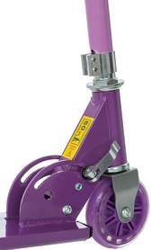 Фото 5 к товару Самокат двухколесный Reaction Folding scooter RSCST100V фиолетовый