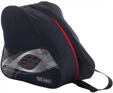 Сумка для роликов Reaction Bag to carry inline skates черный/красный