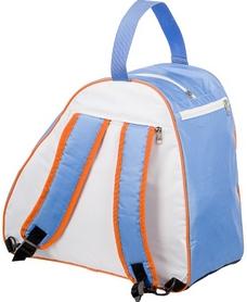 Фото 2 к товару Сумка для роликов Reaction Bag to carry inline skates белый/синий/оранжевый