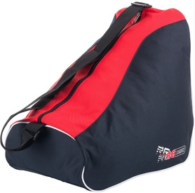Распродажа*! Сумка для роликов детская Reaction Kid's Bag To Carry Inline Skates черный/красный