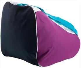 Фото 2 к товару Сумка для роликов детская Reaction Kid's Bag To Carry Inline Skates черничный/белый