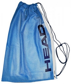 Сумка Head Training Mesh Bag голубая