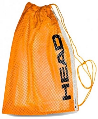 Сумка Head Training Mesh Bag оранжевая