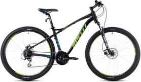"""Велосипед горный Spelli SX-5200 2016 29ER"""" черно-голубой матовый, рама - 19"""""""