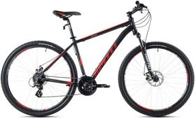 """Велосипед горный Spelli SX-3500 2016 26"""" черно-красный матовый, рама - 19"""""""