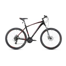 """Велосипед горный Spelli SX-3700 2016 26"""" черный матовый, рама - 17"""""""