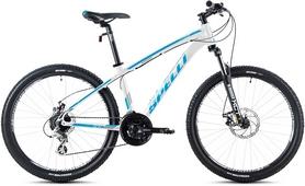"Велосипед горный Spelli SX-4000 2016 26"" белый матовый, рама - 19"""