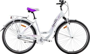 Велосипед городской женский Spelli City 2015 28
