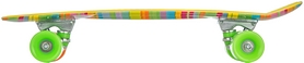 Фото 3 к товару Пенни борд Termit CRUISE166S разноцветный