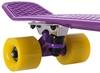 Пенни борд Termit CRUISE16P6 фиолетовый/желтый - фото 3