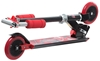 Самокат Reaction Folding scooter S15S-1259R черный/красный - фото 2