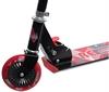 Самокат Reaction Folding scooter S15S-1259R черный/красный - фото 4