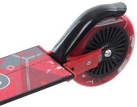 Фото 5 к товару Самокат Reaction Folding scooter S15S-1259R черный/красный