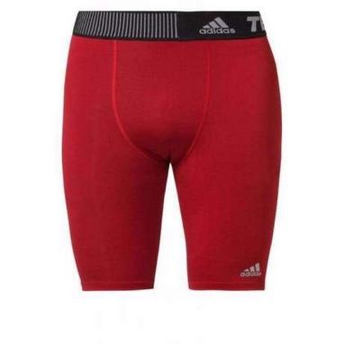Шорты компрессионные Adidas TF Base ST 9 красные