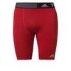 Шорты компрессионные Adidas TF Base ST 9 красные - фото 1