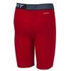 Шорты компрессионные Adidas TF Base ST 9 красные - фото 2