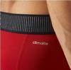 Шорты компрессионные Adidas TF Base ST 9 красные - фото 3