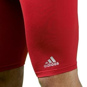 Фото 4 к товару Шорты компрессионные Adidas TF Base ST 9 красные