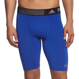 Шорты компрессионные Adidas TF Base ST 9 синие